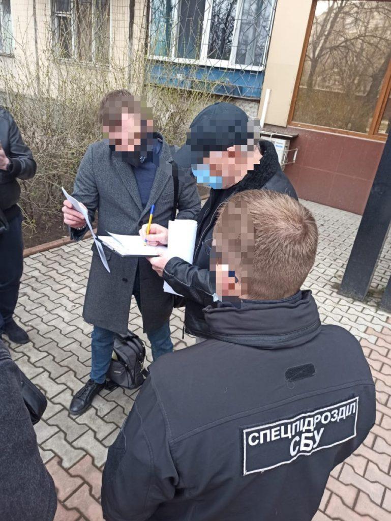 Генпрокуратура передала в суд дело экс-руководителя ГП «ОМТП»