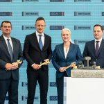 Собственник ДП «Контейнерный терминал Одесса» построит железнодорожный хаб в Венгрии
