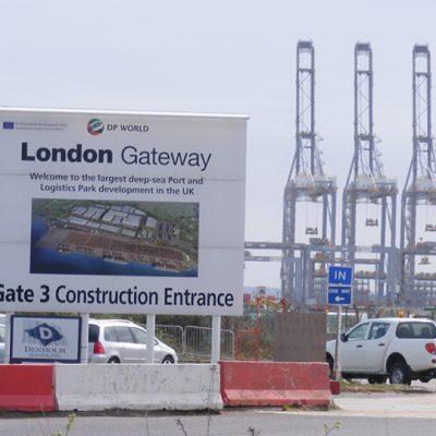 DP World увеличит пропускную способность терминала в Лондоне на треть