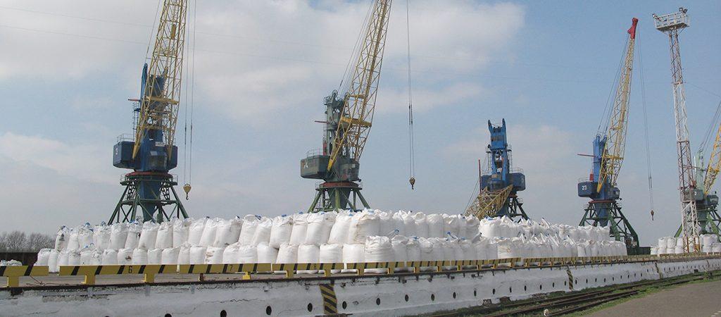 Израильский порт перевыполнил план грузообработки на 16% в августе