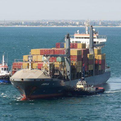 Морпорты сократили контейнерооборот на 2% в январе-сентябре