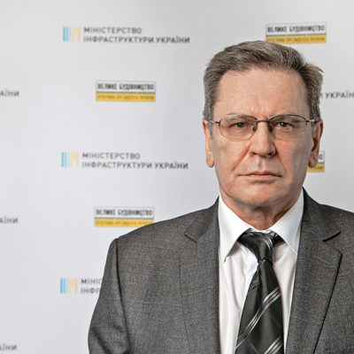 Кабмин назначил Кузькина председателем «Укравтодора»
