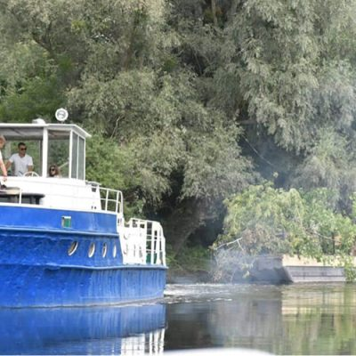В Луцке планируют запустить грузовые перевозки по реке Стыр — СМИ