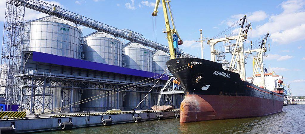 Госстивидор ММТП обработал более 170 тыс. тонн грузов с начала месяца