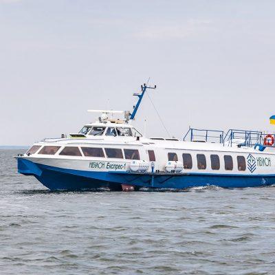 «Нибулон» закрыл сезон пассажирской навигации