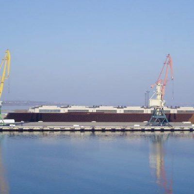 АМПУ провела дноуглубление в порту «Ольвия»