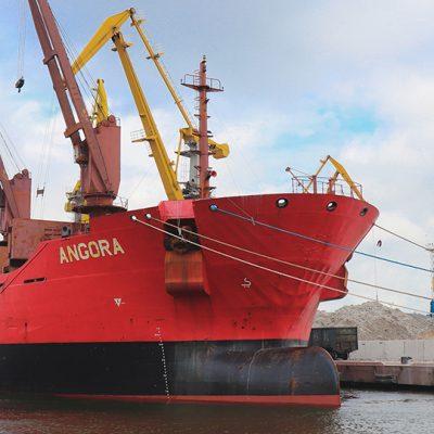 Порт «Ольвия» преодолел трехмиллионный рубеж перевалки с начала года