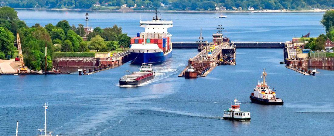 В Польше заблокировали строительство водного пути Е40 из Балтийского в Черное море