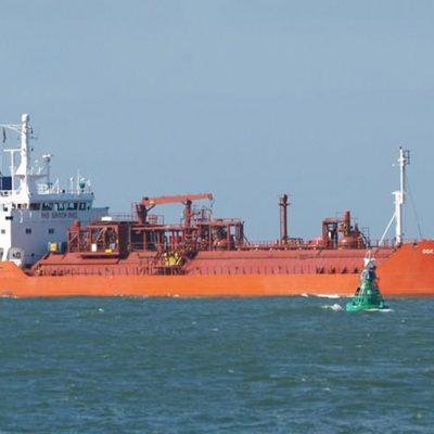 Николаевский порт принял первый в сентябре танкер с СУГ