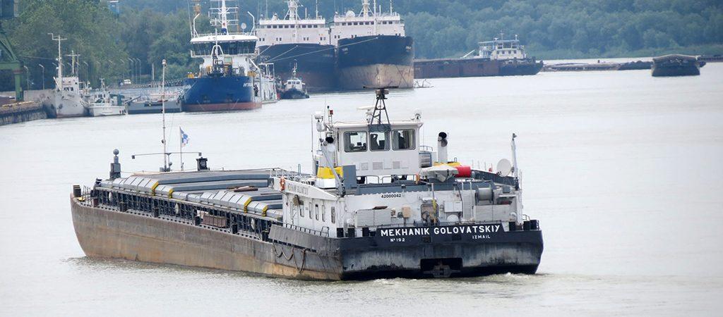 МИУ унормирует нанесение евроидентификаторов на суда внутреннего плавания