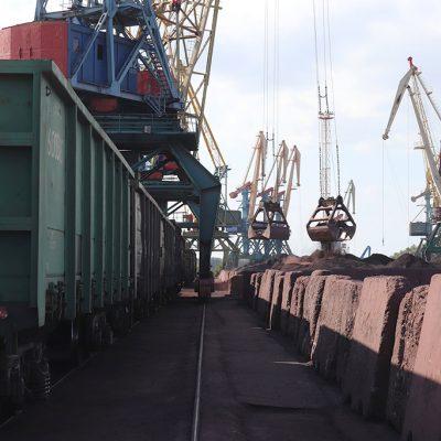 Порт Измаил увеличил грузооборот почти на четверть в январе-августе