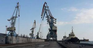 Порт Бердянск сократил грузооборот на 31% в январе-сентябре