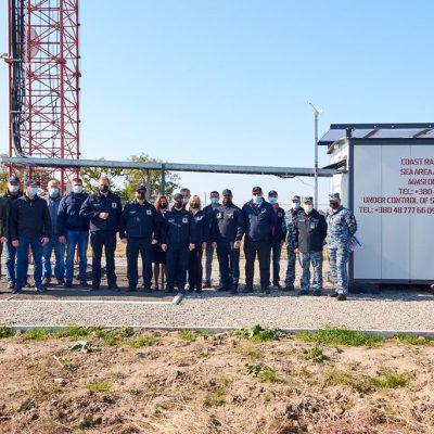 МПСС ввела в строй новые станции ГМССБ на побережье Черного и Азовского морей