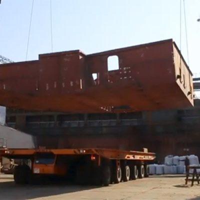SMG завершает модернизацию пятисотого судна