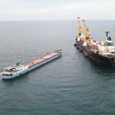 «Кернел» отгрузил с элеваторов на Днепре 15 тыс. тонн фуражной пшеницы