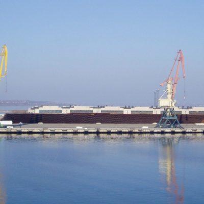 Порт «Ольвия» увеличил перевалку на 62% в сентябре