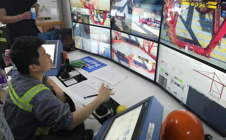 Huawei представил систему управления портами Smart Port